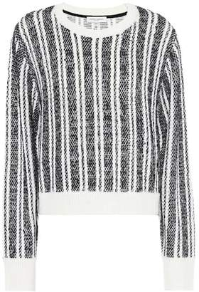 Public School Nabila wool-blend striped sweater