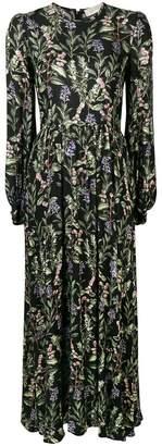 Goat Garden maxi dress