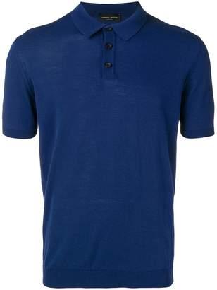 Roberto Collina basic polo shirt
