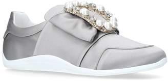 Roger Vivier Sporty Viv Pearl Sneakers