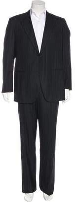 Hermes Costume Boston 23 Wool Suit w/ Tags
