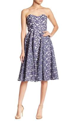 Paper Crown Assisi Floral Embroidered Dress