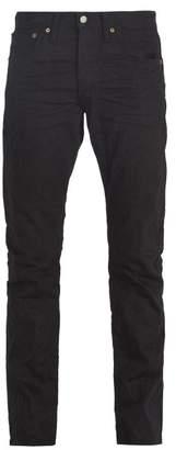 Rrl - Slim Fit Jeans - Mens - Black