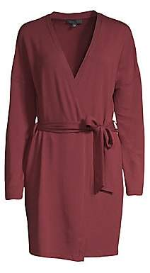 Saks Fifth Avenue Women's COLLECTION Hattie Classic Wrapped Robe