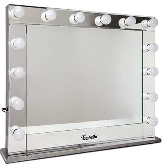 clear Make Up Mirror Frame with LED Lights