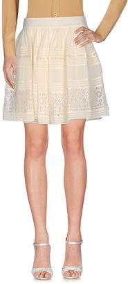 ALICE BY TEMPERLEY Mini skirts $440 thestylecure.com