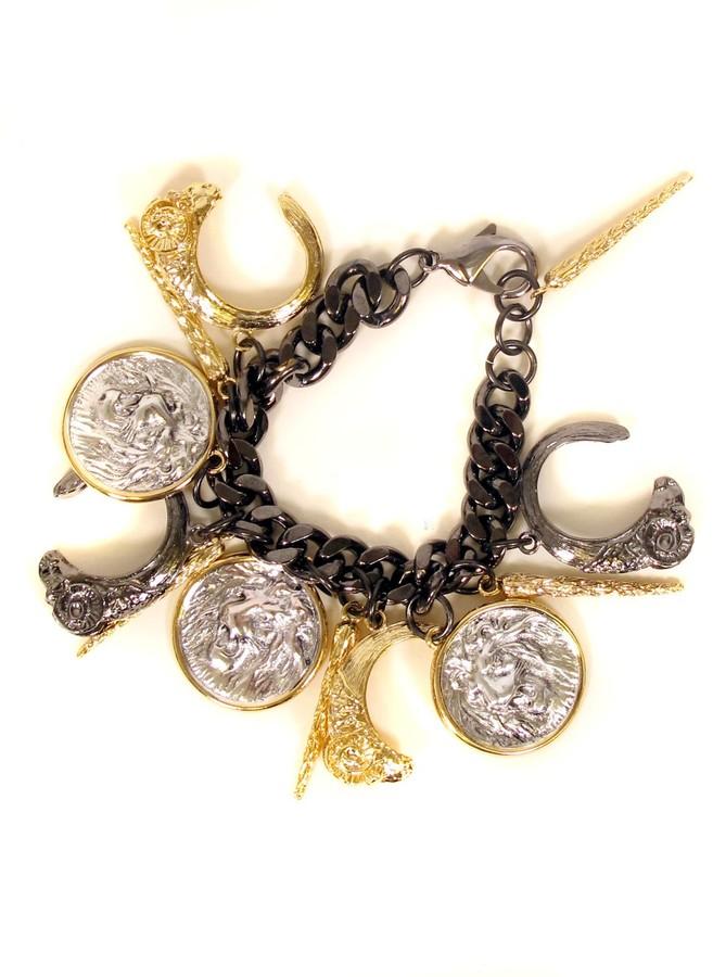 Fallon Jewelry Gia Charm Bracelet