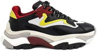 Ash Multicolor Leather Sneaker