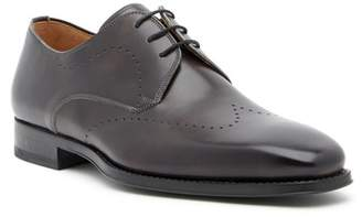 Magnanni Chance Leather Wingtip Derby