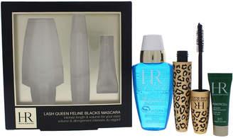 Helena Rubinstein 3Pc Lash Queen Feline Blacks Mascara Kit