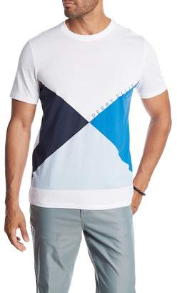 Perry Ellis Short Sleeve Logo Tee