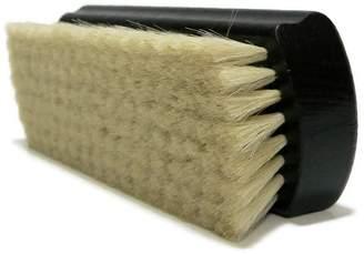 Valentino Garemi Luxury Shoe Shining Brush - Polishing, Cleaning, Dusting with Natural Goat Hair Bristles
