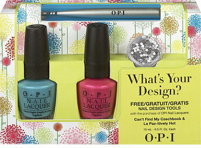 OPI Online Only What's Your Design