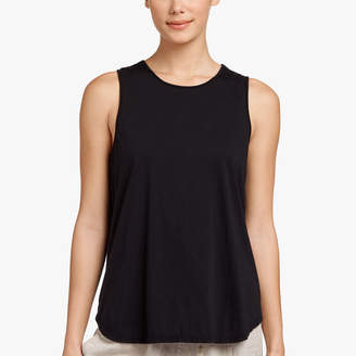 James Perse LUXE LOTUS JERSEY TANK