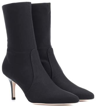 Stuart Weitzman Axiom Pinnacle ankle boots
