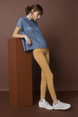 Unpublished Ochre Skinny Jean