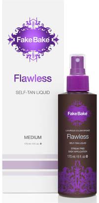 Fake Bake Flawless Self Tan Liquid with Mitt (170ml)