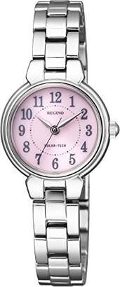 [シチズン]CITIZEN 腕時計 REGUNO レグノ ソーラーテック レディス ブレスレット KP1-012-95 レディース