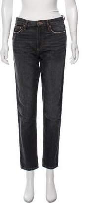 Etoile Isabel Marant Mid-Rise Skinny Jeans