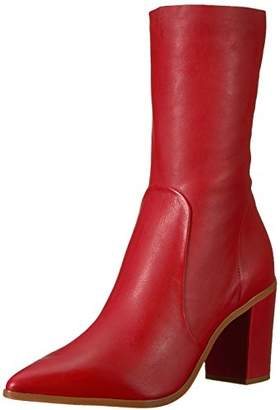 Schutz Women's ANAFLOR Mid Calf Boot