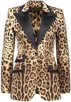 Dolce & Gabbana Wool blend blazer