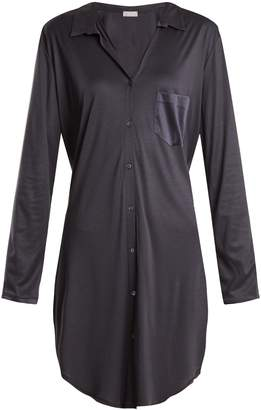 Hanro Silk-blend nightdress