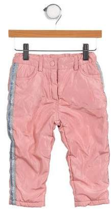 MonnaLisa Girls' Embellished Padded Pants