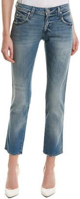 Amo DENIM Kate Daydream Mid-Rise Straight Leg