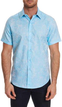 Robert Graham Fallen Oaks Classic Fit S/S Woven Shirt