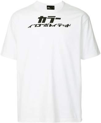 Kolor print T-shirt
