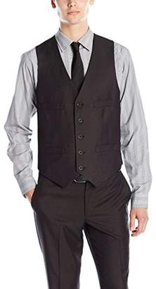 Kenneth Cole Reaction Men's Slim Fit Suit Separate (Blazer, Pant, and Vest)