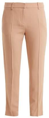 Vanessa Bruno Moustique mid-rise crepe trousers