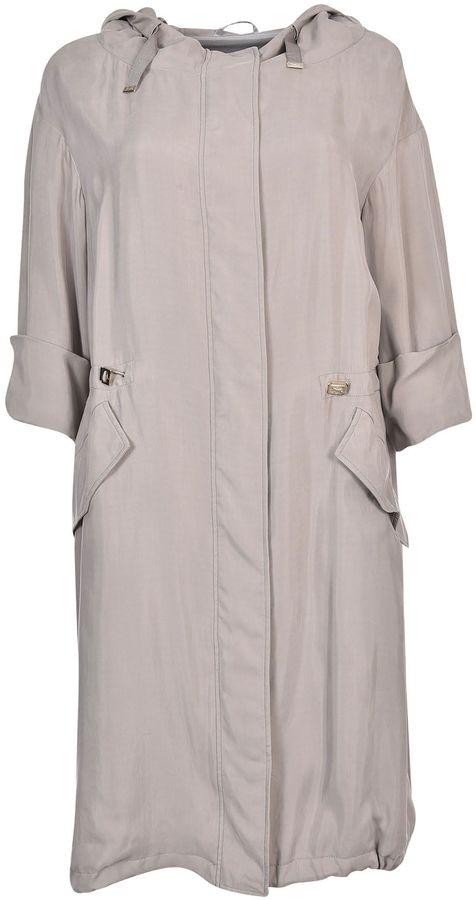 HernoHerno Concealed Fastening Raincoat