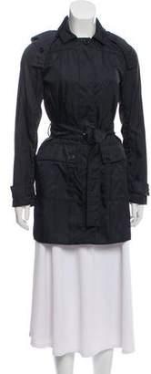 Prada Short Trench Coat