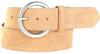 Brave Leather Vika Suede Belt - Whiskey