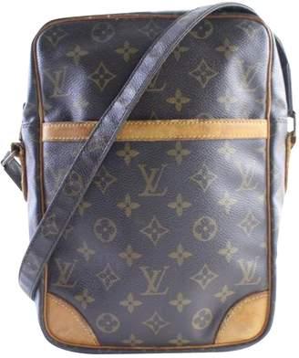 Louis Vuitton Danube cloth crossbody bag