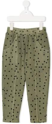 Bobo Choses Confetti print trousers