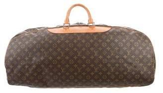 Louis Vuitton Monogram Sac Plein Air Long Sports Bag