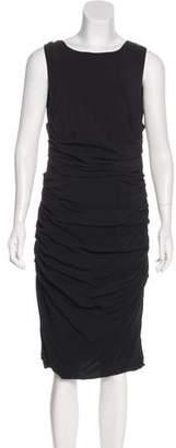 Dolce & Gabbana Sleeveless Midi Dress w/ Tags