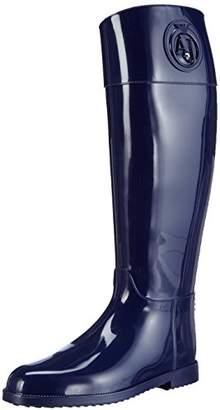 Armani Jeans Women's AJ Tall Rainboot
