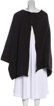 eskandar Wool Oversize Cardigan