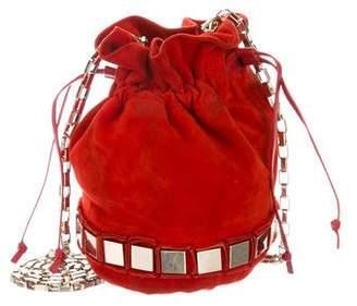 Tomasini Paris Mini Lucile Bucket Bag
