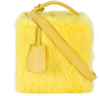 Mink Cross-Body Bag