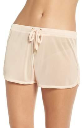 Honeydew Intimates Sheer Jersey Lounge Shorts