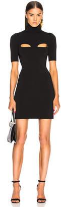 Dion Lee Density Bustier Mini Dress