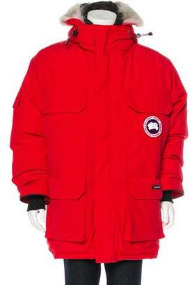 Canada Goose Expedition Fur-Trimmed Parka