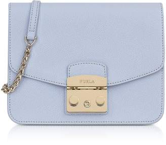 Furla Metropolis S Crossbody Bag w/Chain Strap