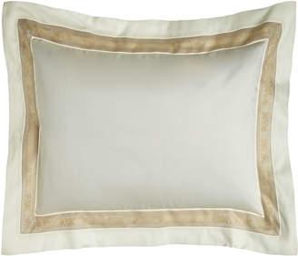 Nancy Koltes King 300 Thread Count Garland Pillowcase
