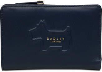 Radley London Shadow Medium Zip-Top Leather Wallet