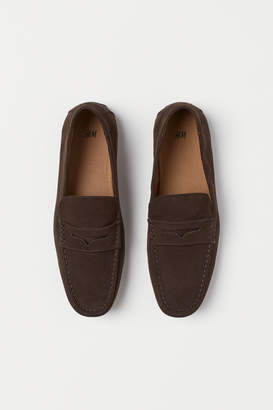ded3ad7f0b5 H M Loafers - Brown